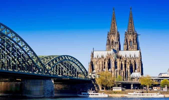 Cologne Germany North Rhine Westphalia